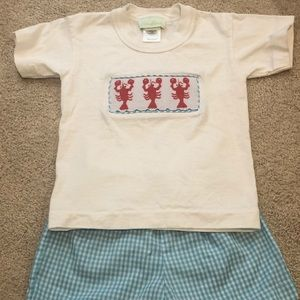 Boutique summer outfit 18/24 months